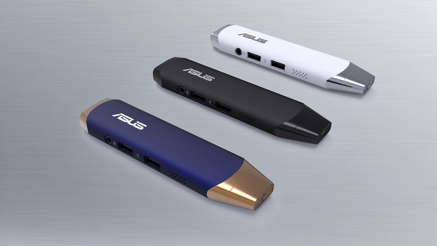 Her er Asus' første pinne-PC