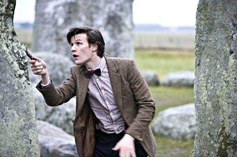 Matt Smith som The Doctor.Foto: BBC
