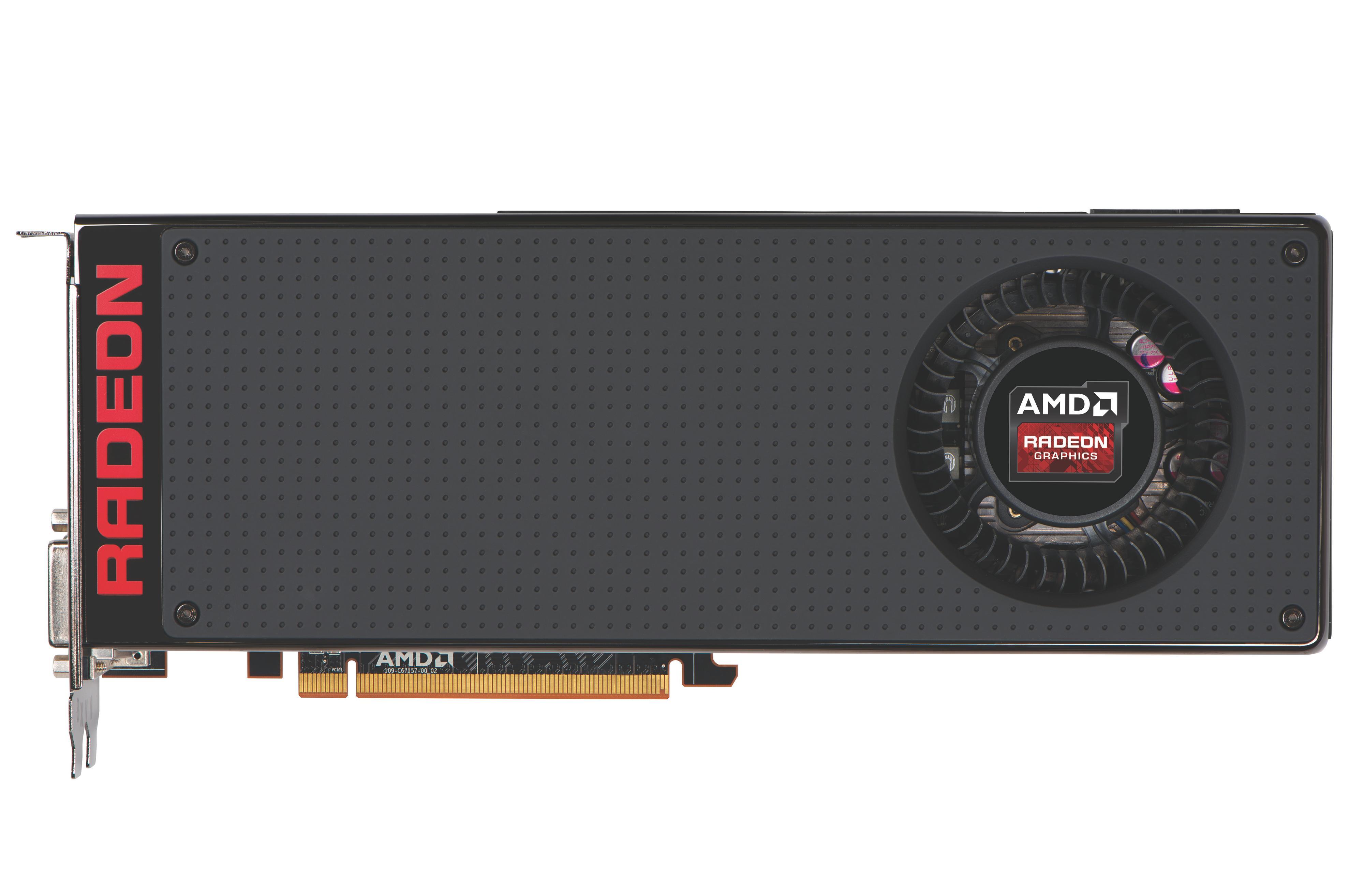 Radeon R9 390. Foto: AMD
