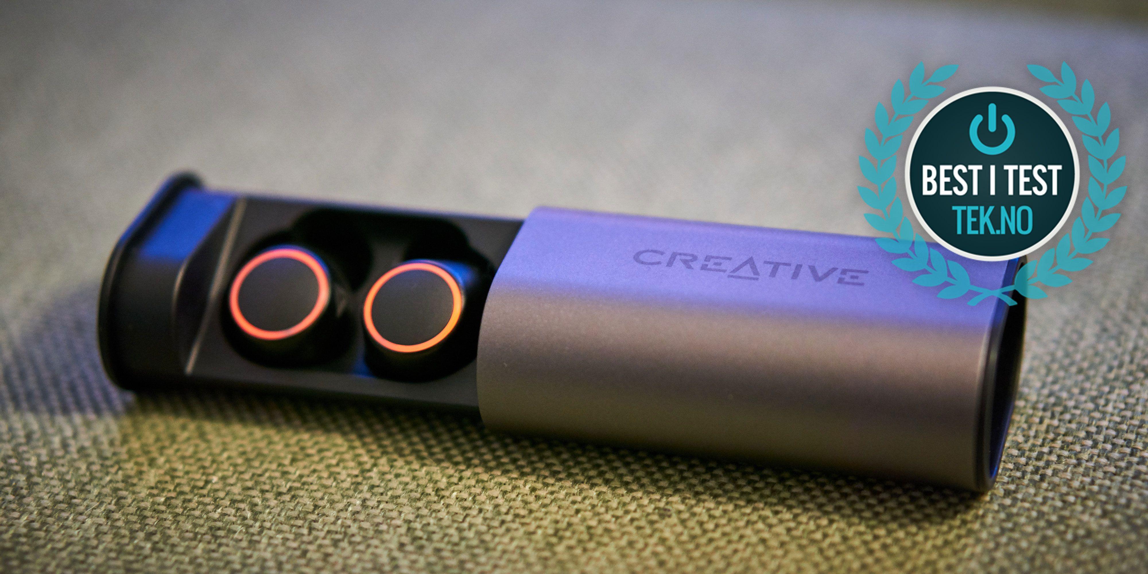 Creative Outlier Air.