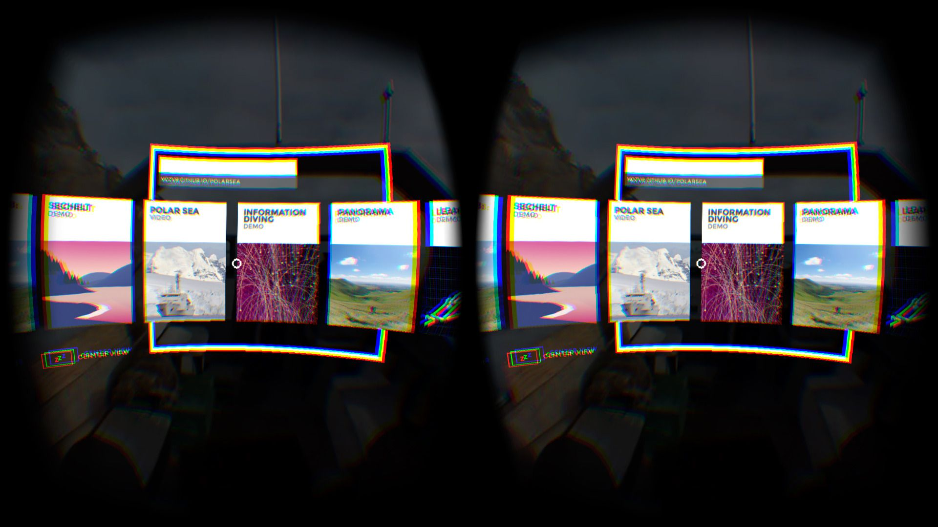 Mozilla lanserer VR-nettside for Oculus Rift
