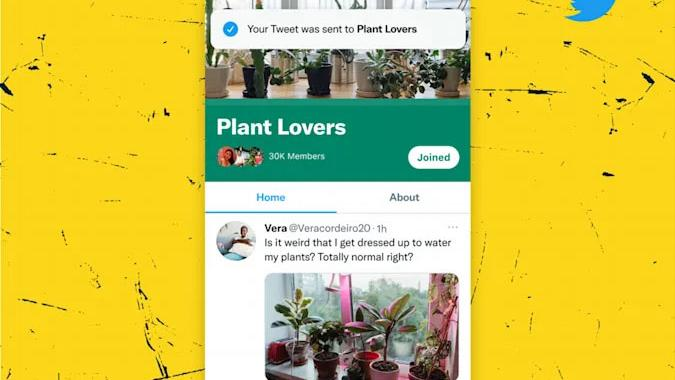 Twitter lanserer «Communities», en slags konkurrent til Facebook Groups