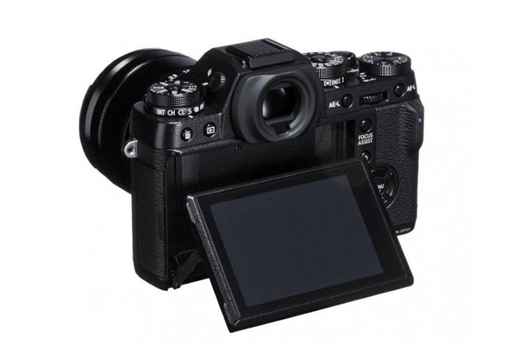 Fujifilm X-T1.Foto: FujiFilm