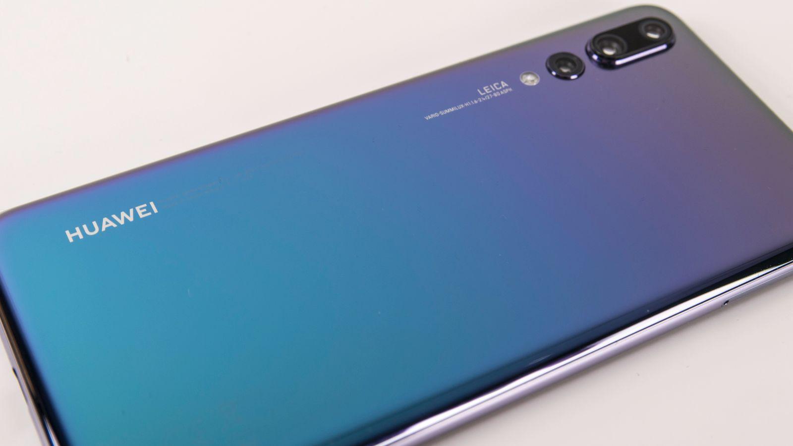 USA slipper opp på Huawei-restriksjonene