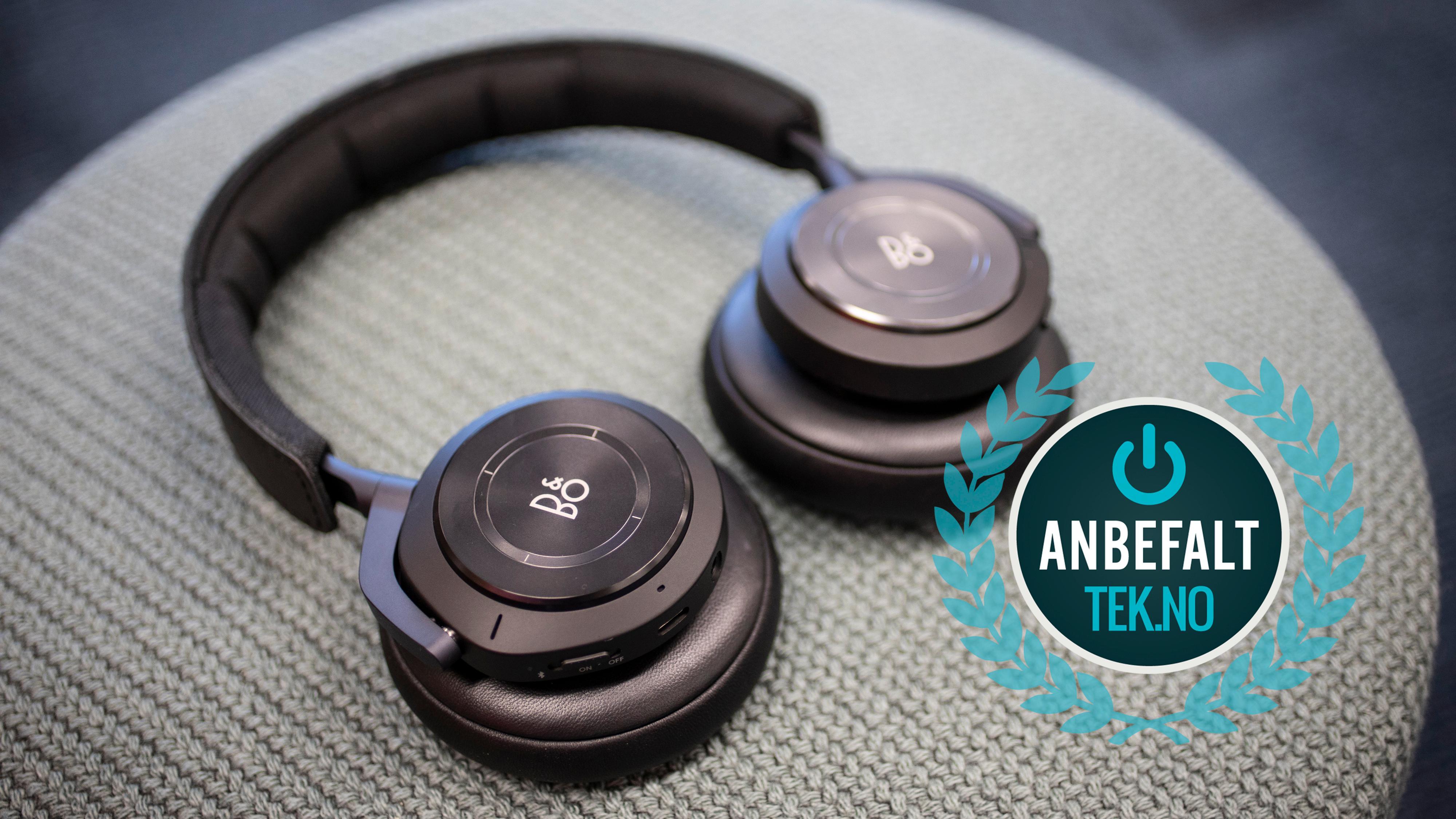 Bang & Olufsen leverer fortsatt fabelaktige hodetelefoner.