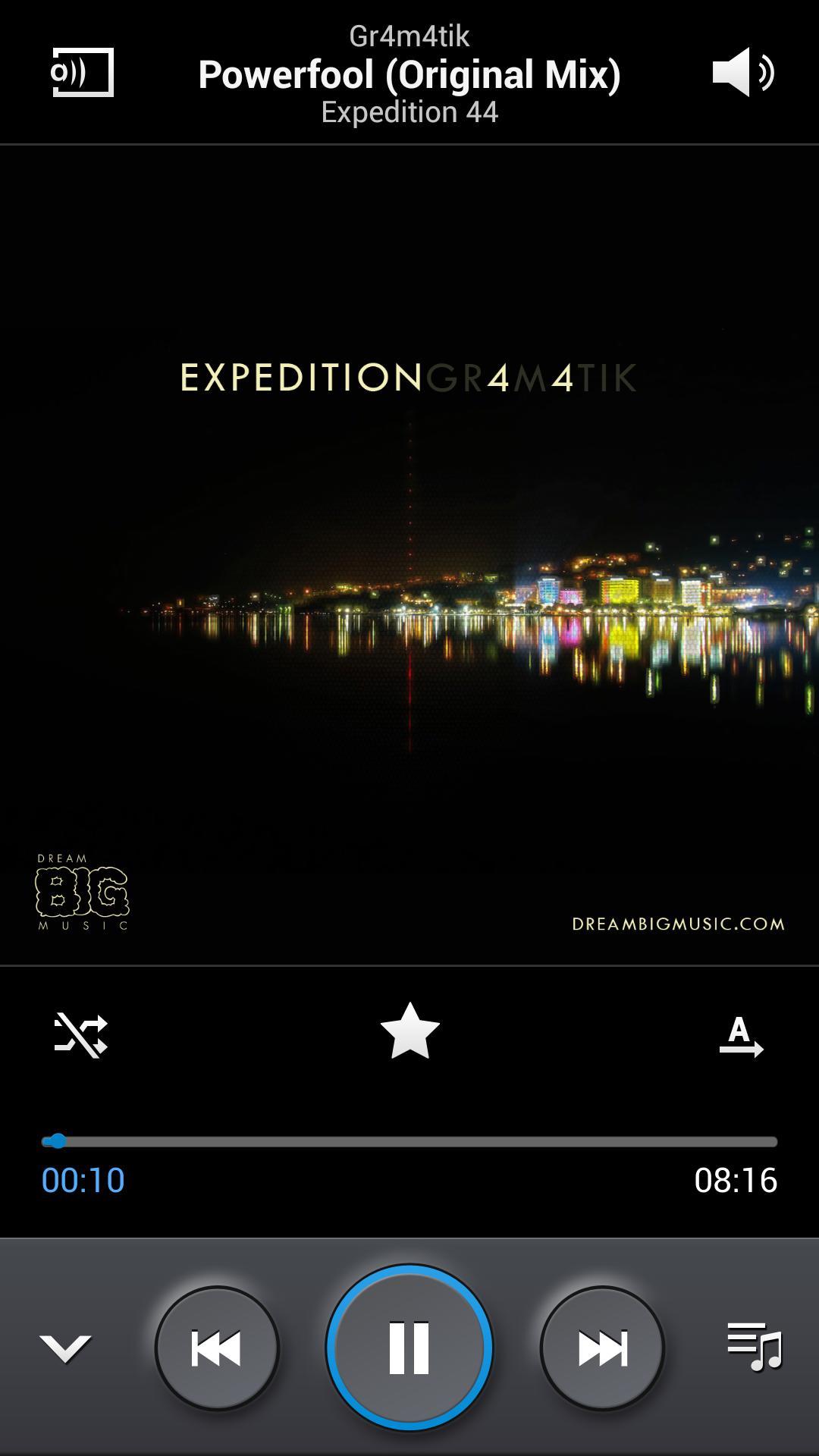 Galaxy S4 har både fantastisk lyd og en av de beste musikkspillerne vi vet om.Foto: Finn Jarle Kvalheim, Amobil.no