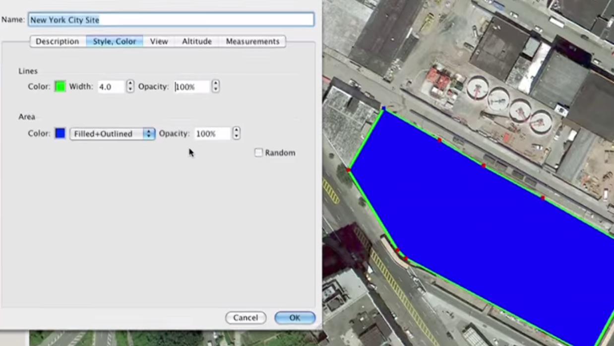 Pro-versjonen lar deg blant annet måle arealer og omkretser på områder eller bygninger. Foto: Google