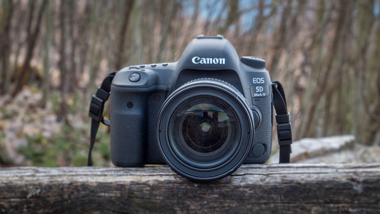 Det er ikke spesielt hipt, og det er ikke mye morsom men unødvendig funksjonalitet her; Canon EOS 5d Mark IV er rett og slett en arbeidsgamp for de med proffe krav til utstyret.