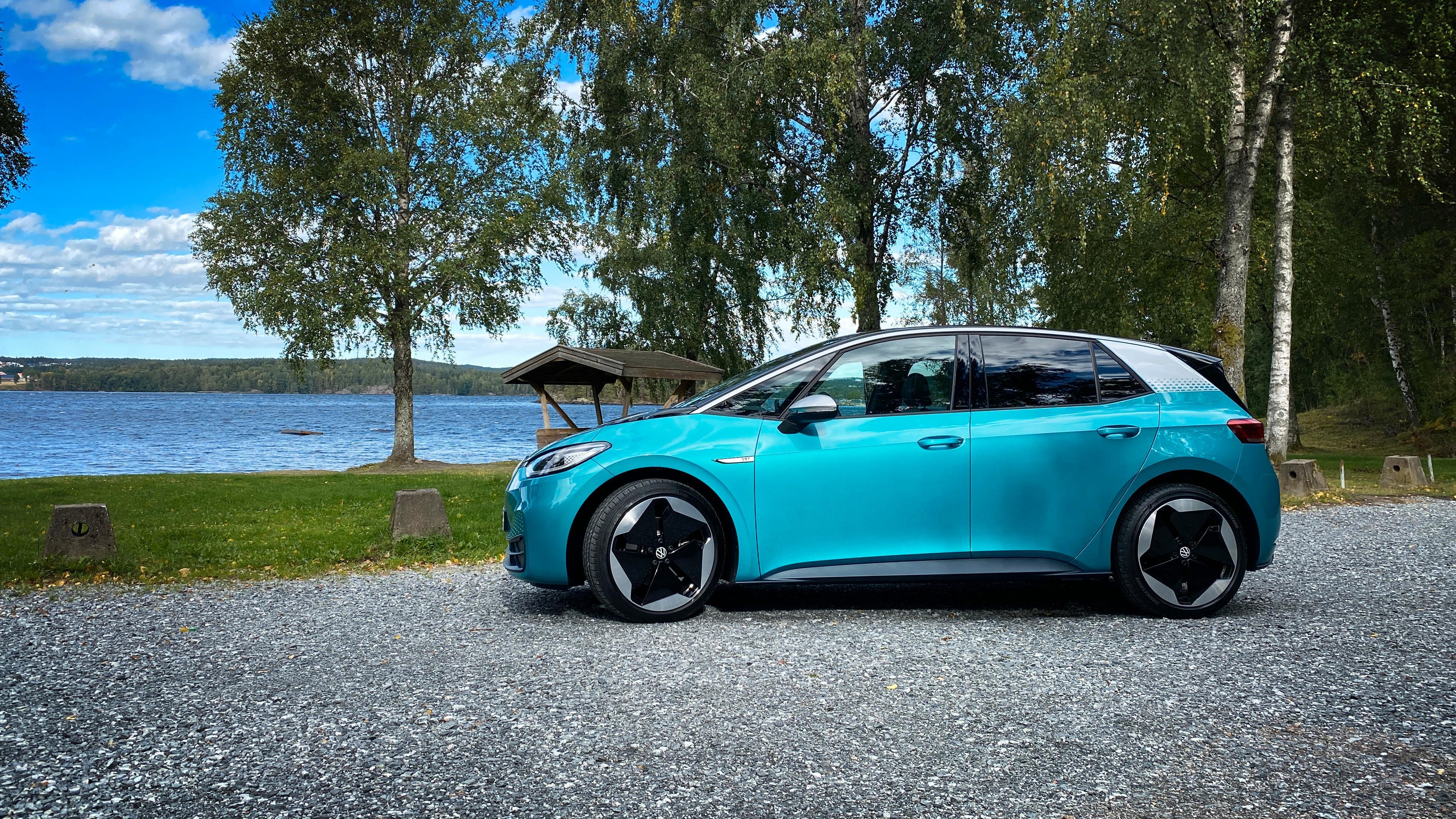 Alle versjoner av Volkswagens ID.3 får priskutt på minst 22.000 kroner.