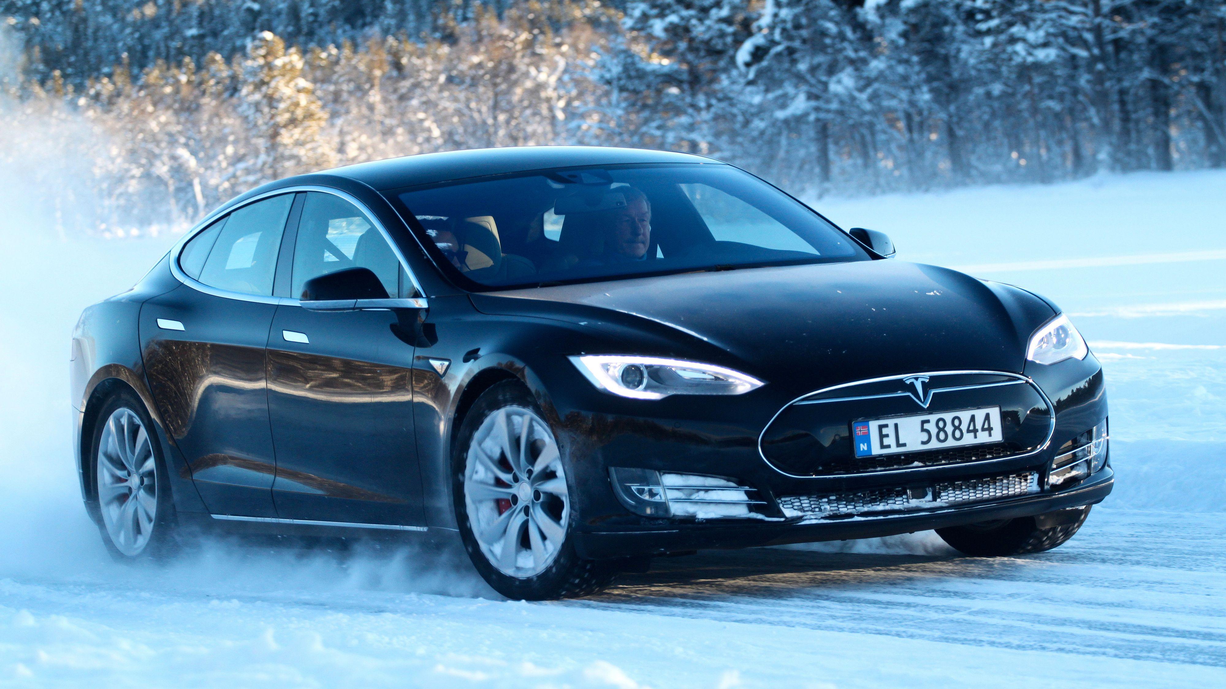 Kåring: Tesla Model S er en av tiårets beste dingser