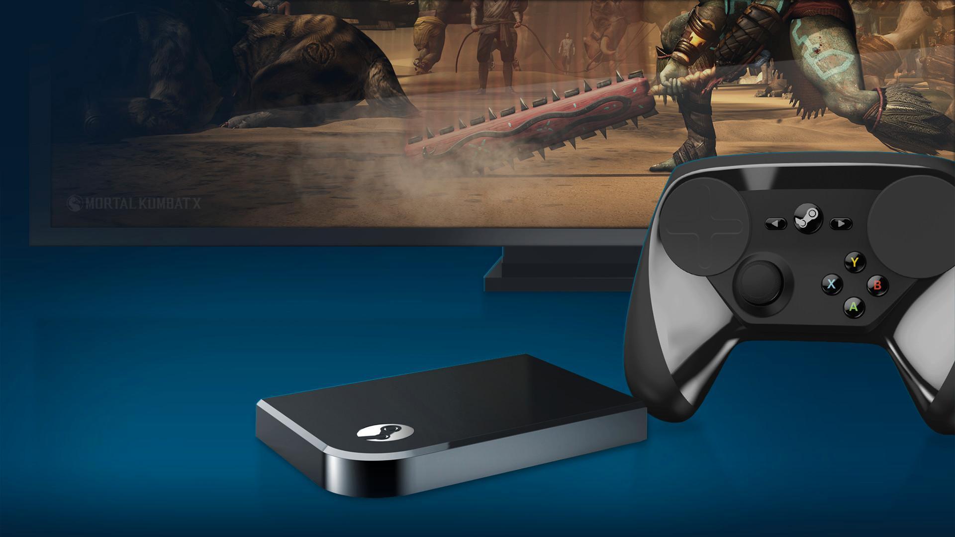 Samsung bygger inn Steam Link i sine nye TV-er