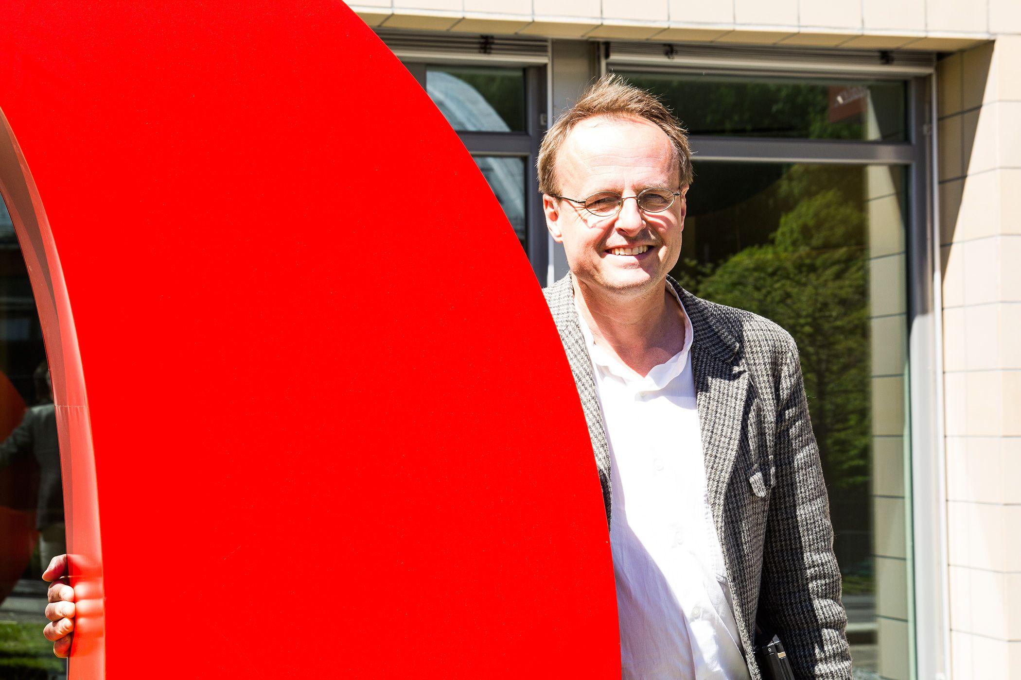 Håkon Wium Lie har vært CTO i Opera siden 1999, og han setter også pris på andre typer opera.Foto: Varg Aamo, Hardware.no