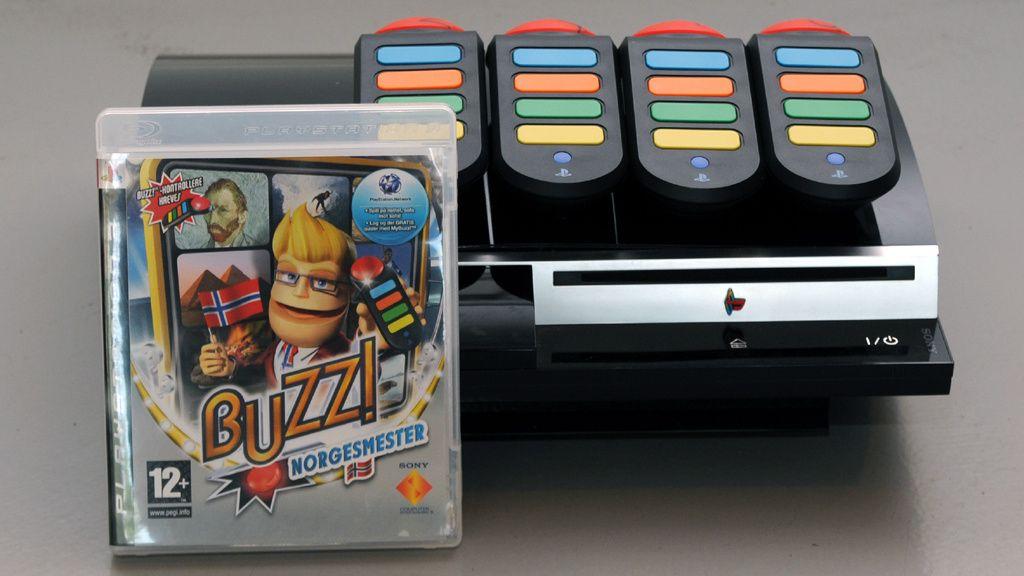 Vi prøver Buzz