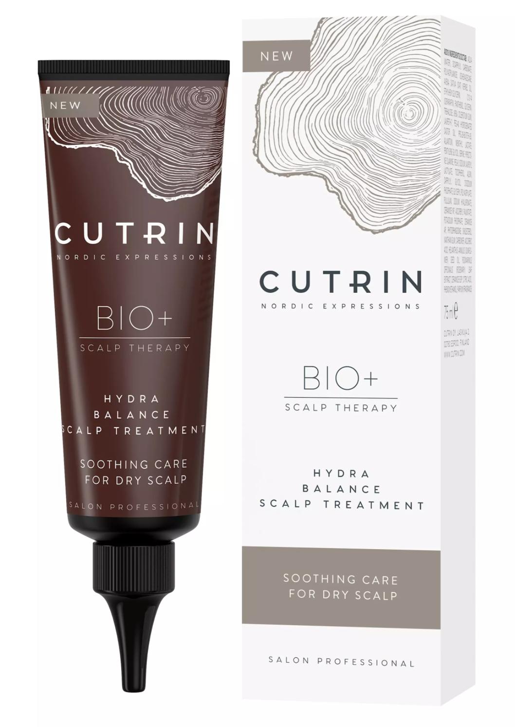 Gelcreme för hårbotten från Cutrin