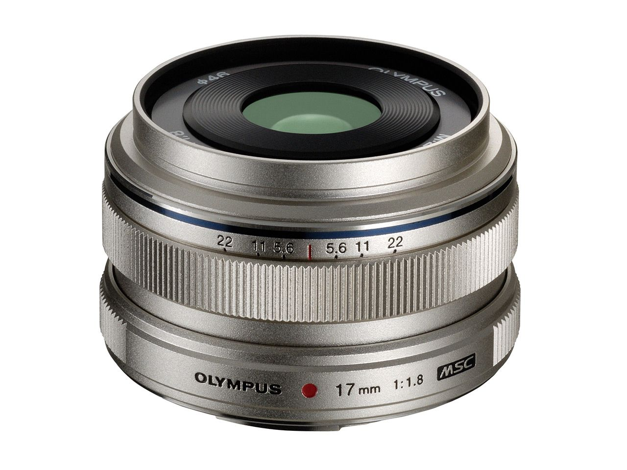 Olympus M.Zuiko Digital 17 mm f/1.8.Foto: Olympus