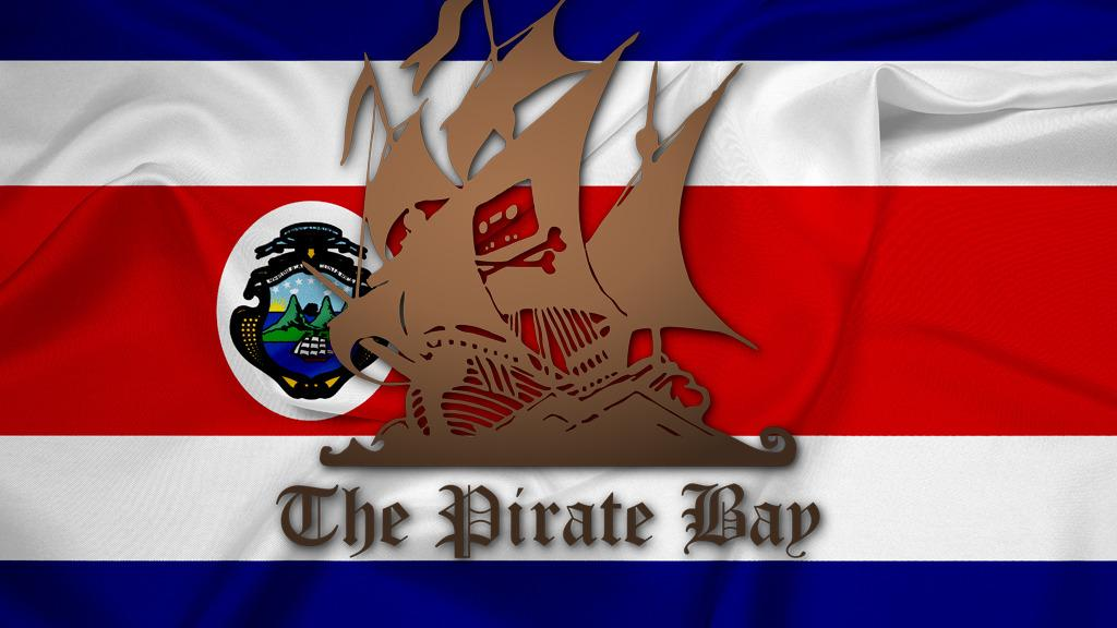 Seiler Pirate Bay videre under costaricansk flagg?