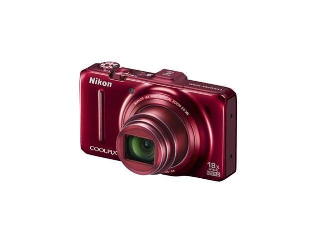 Nikon Coolpix S9300.Foto: Nikon