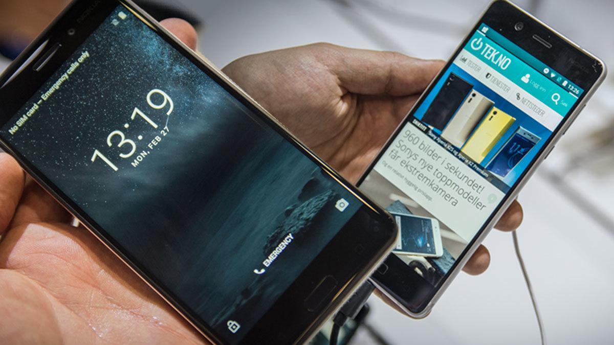 Nokia 5 og Nokia 6
