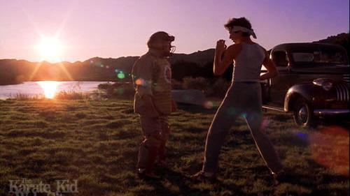 Will Smiths sønn lærer karate