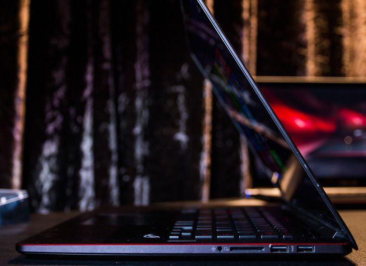 Asus GX500. Foto: Varg Aamo, Tek.no