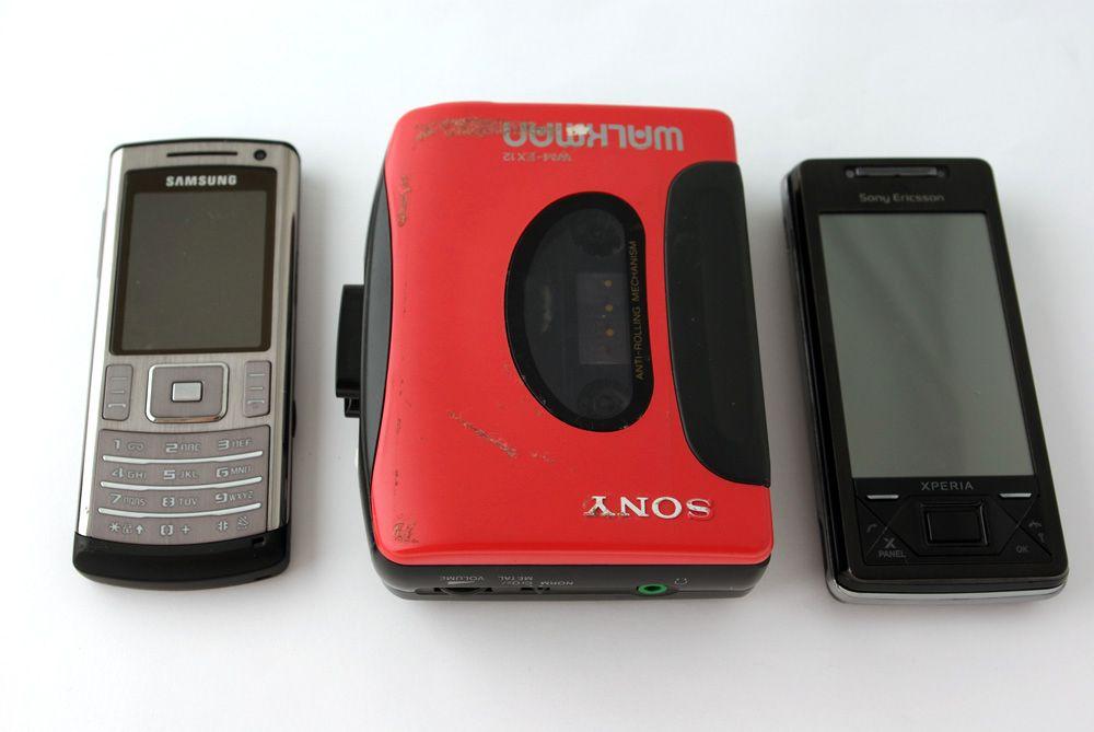 Retrofil: Walkman var fortidens Ipod Tek.no