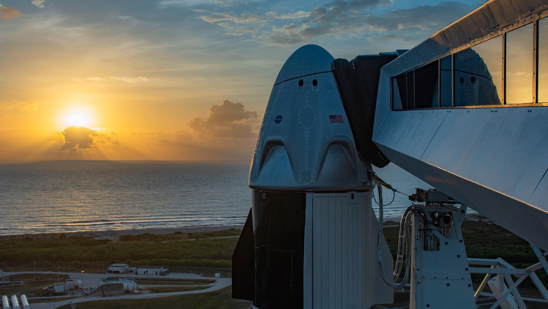 Slik følger du SpaceX-oppskytningen