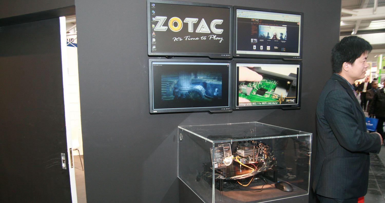 Zotac viser frem Multiview