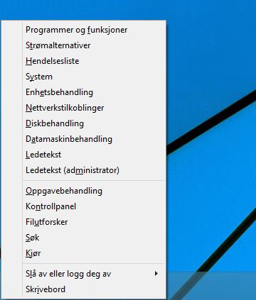 Slik er Windows' hurtigtaster Guide Tek.no