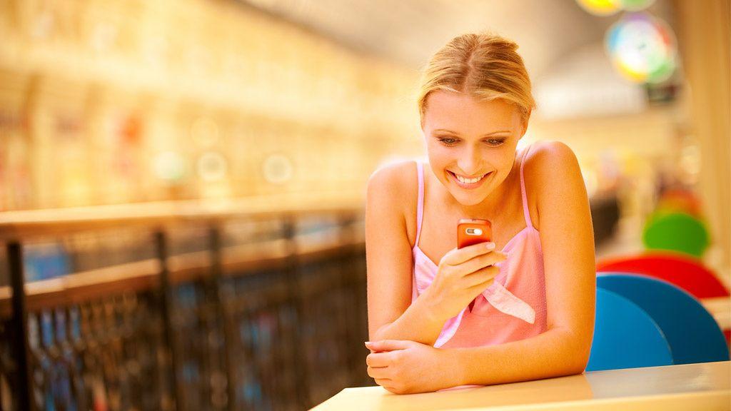 Du sender 1 236 SMS i året