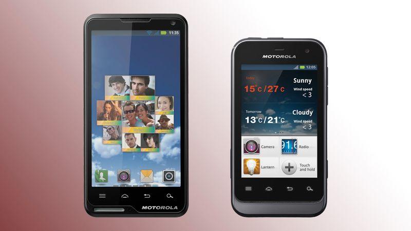 Motorola Defy+ Test Tek.no