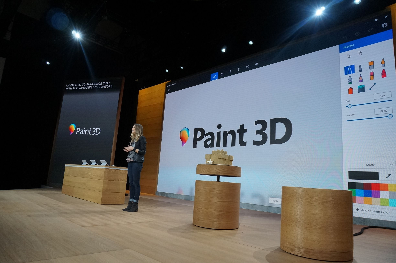 Paint 3D.