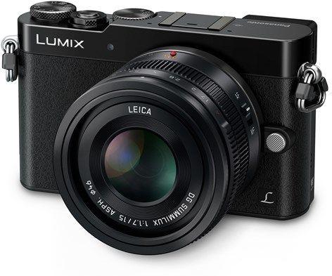 Panasonic Lumix DMC-GM5.Foto: Panasonic