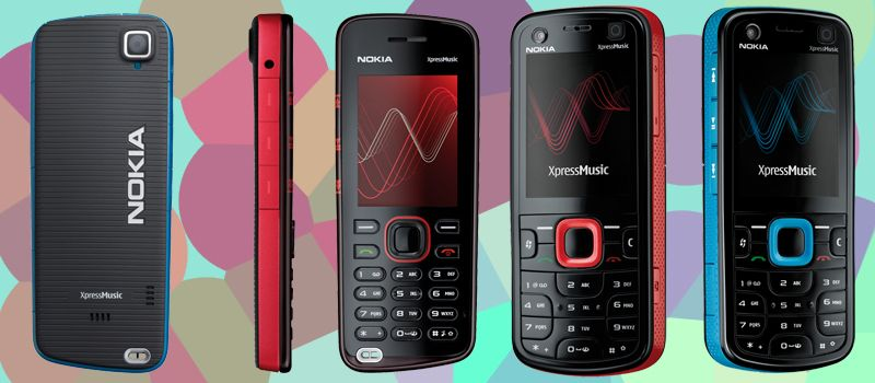 To nye mobiler fra Nokia