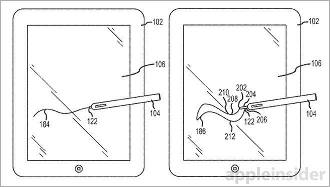 Bilde fra Apples patentsøkad. Foto via: Appleinsider