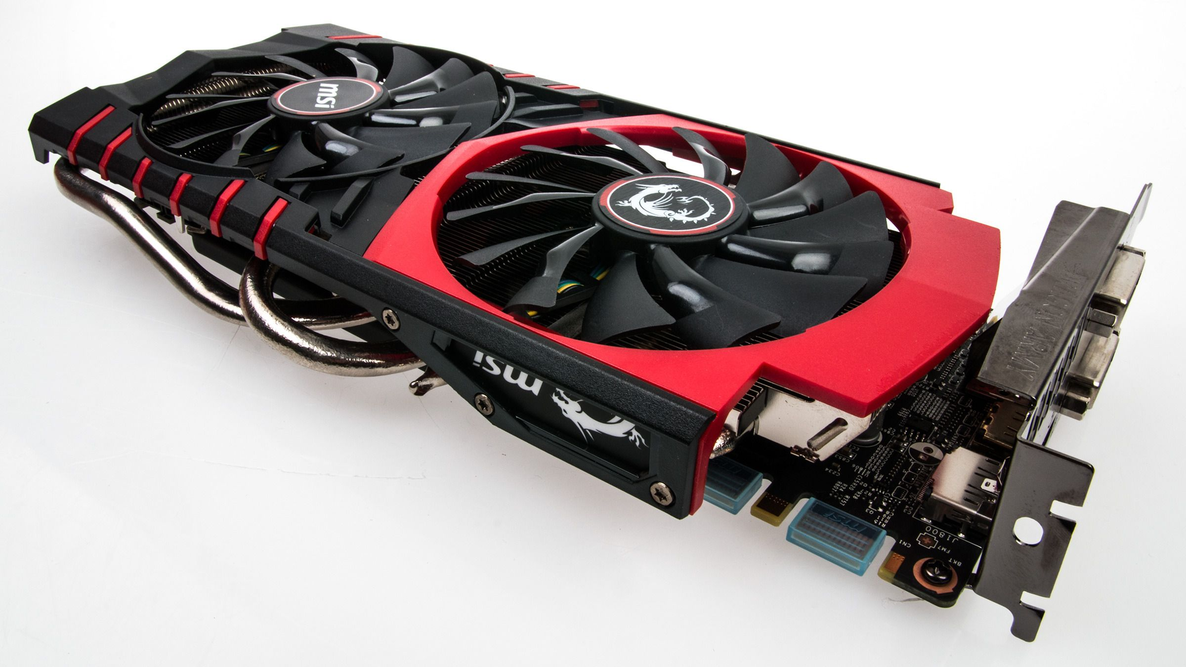 MSI GeForce GTX 970 Gaming 4G Twin Frozr V.Foto: Varg Aamo, Tek.no