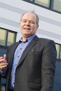 Bernahard Iversen i CSC ser utdannelse fra et eliteuniversitet som et kvalitetsstempel.Foto: Coxit
