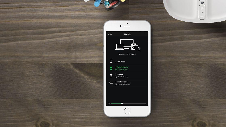 Nå har det kommet en veldig praktisk funksjon for Spotify-brukere med Sonos-høyttalere