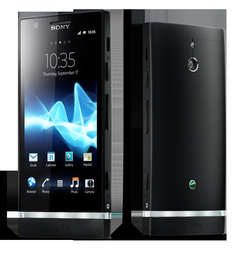 Sony Xperia P.