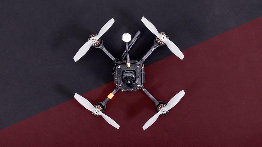 Dette er verdens raskeste drone