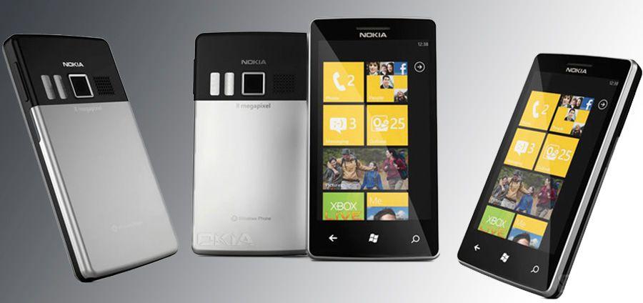 Se den nye konsept-Nokiaen