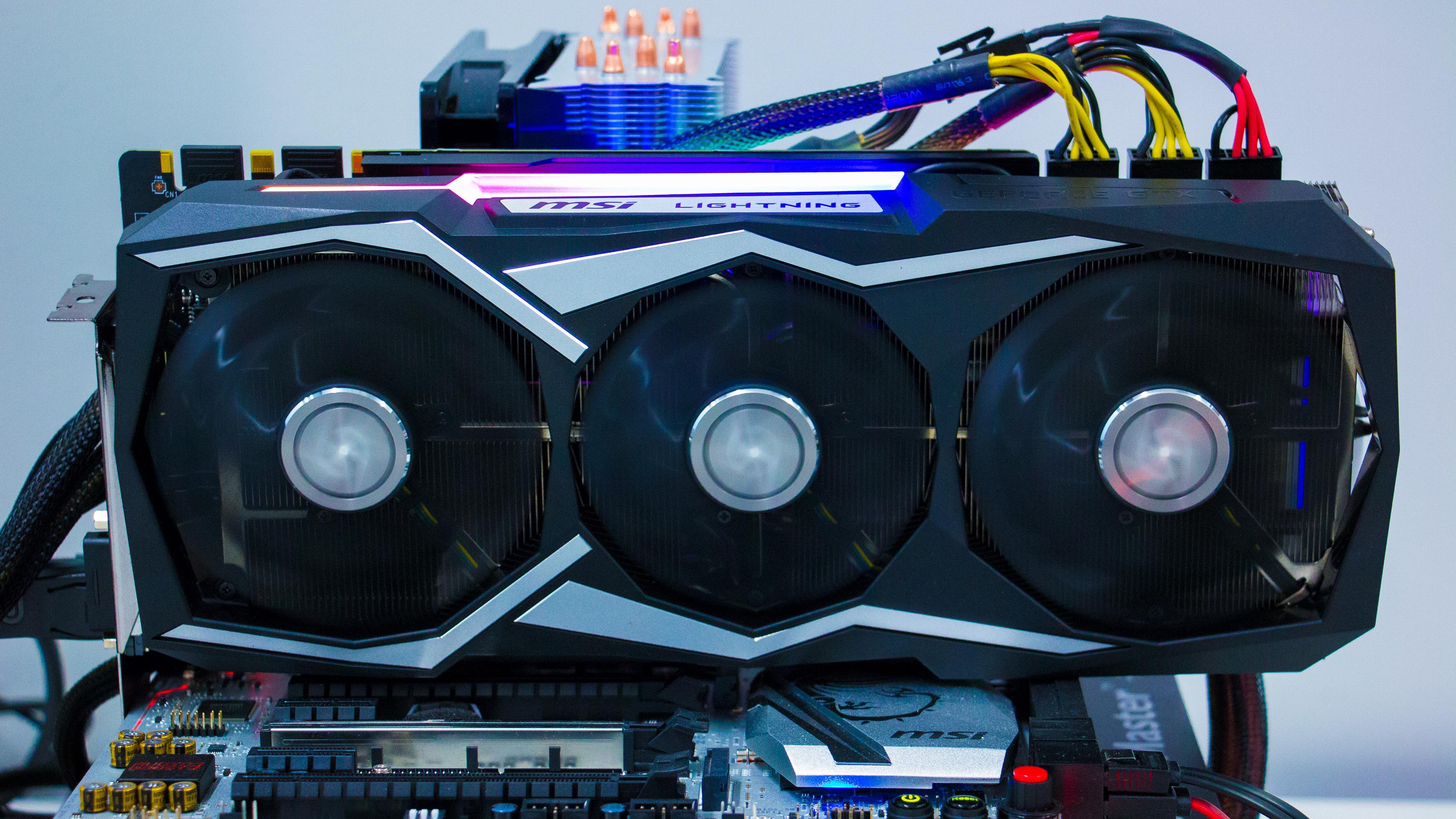 GTX 1080 Ti Lightning Z møter GTX 1080 Ti Gaming X