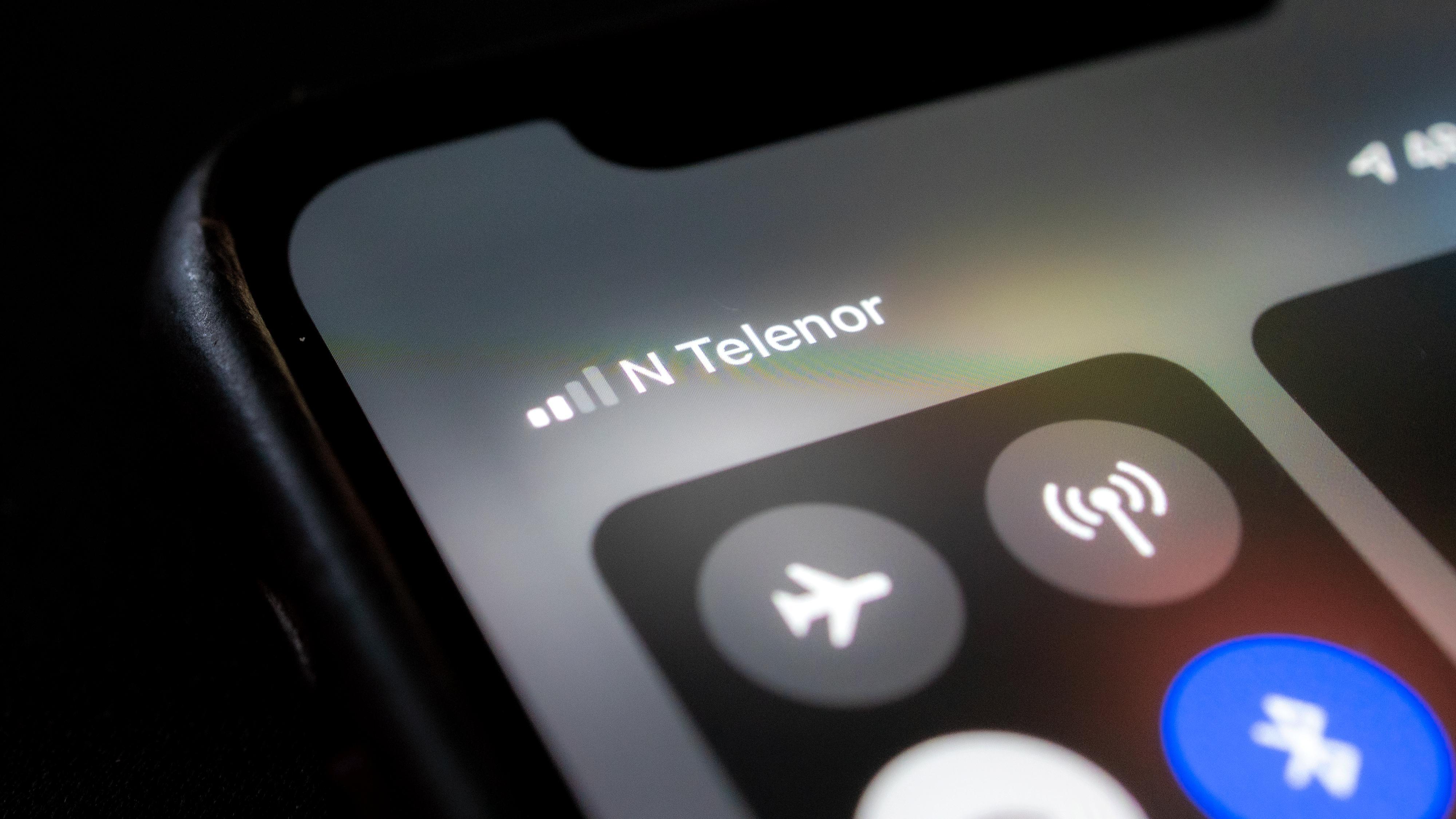 Omsider slutt for 3G i Telenors nett