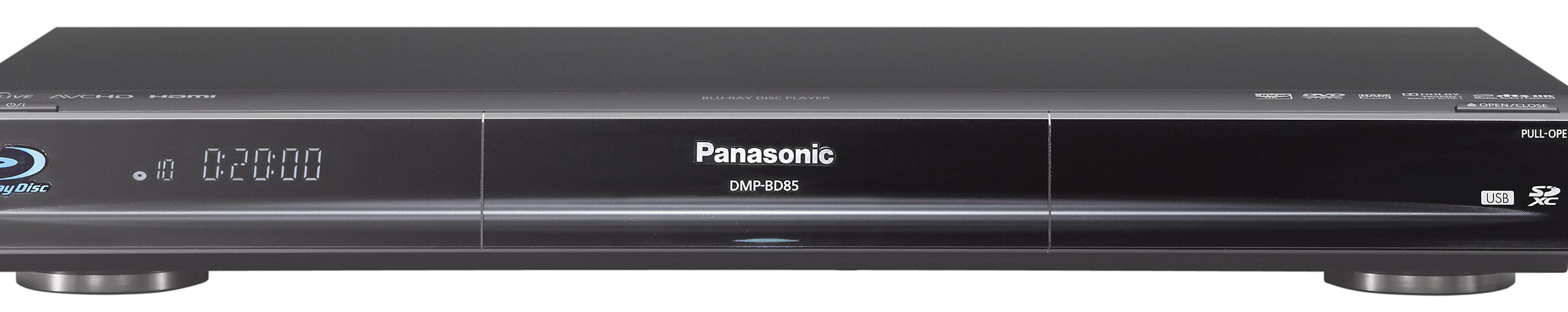 Panasonic oppgraderer