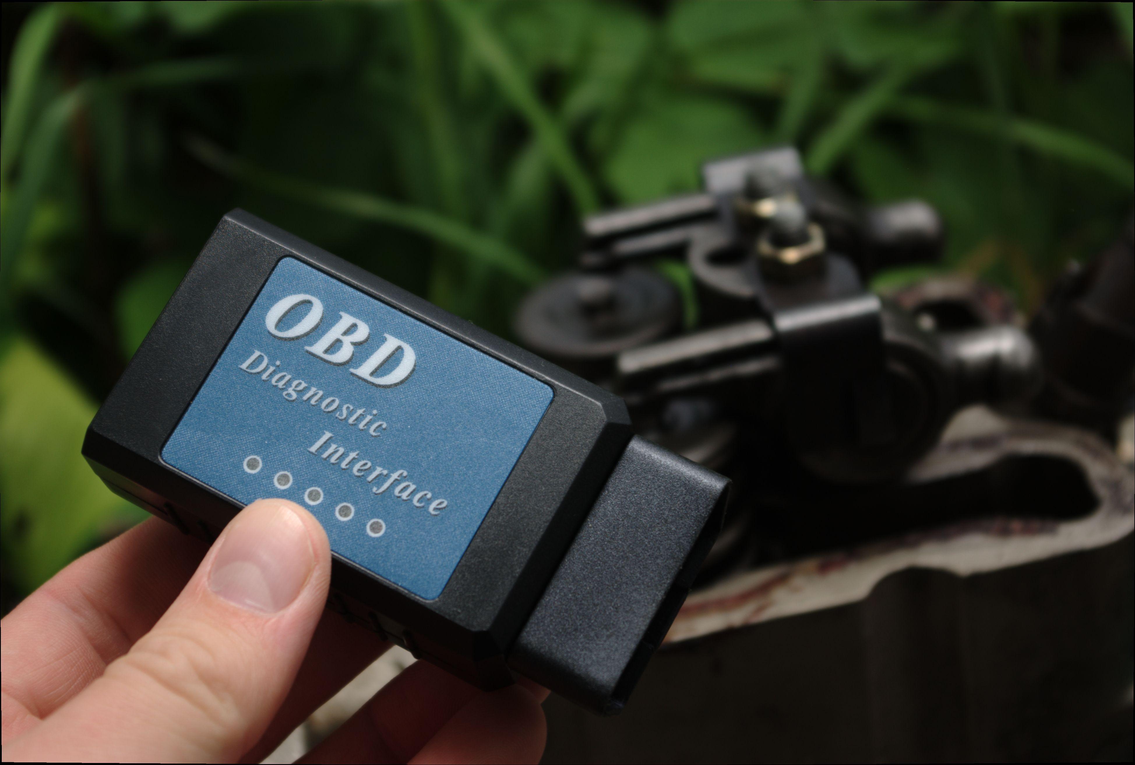 Denne dingsen gir deg full tilgang til informasjon fra bilens mange elektroniske sensorer.