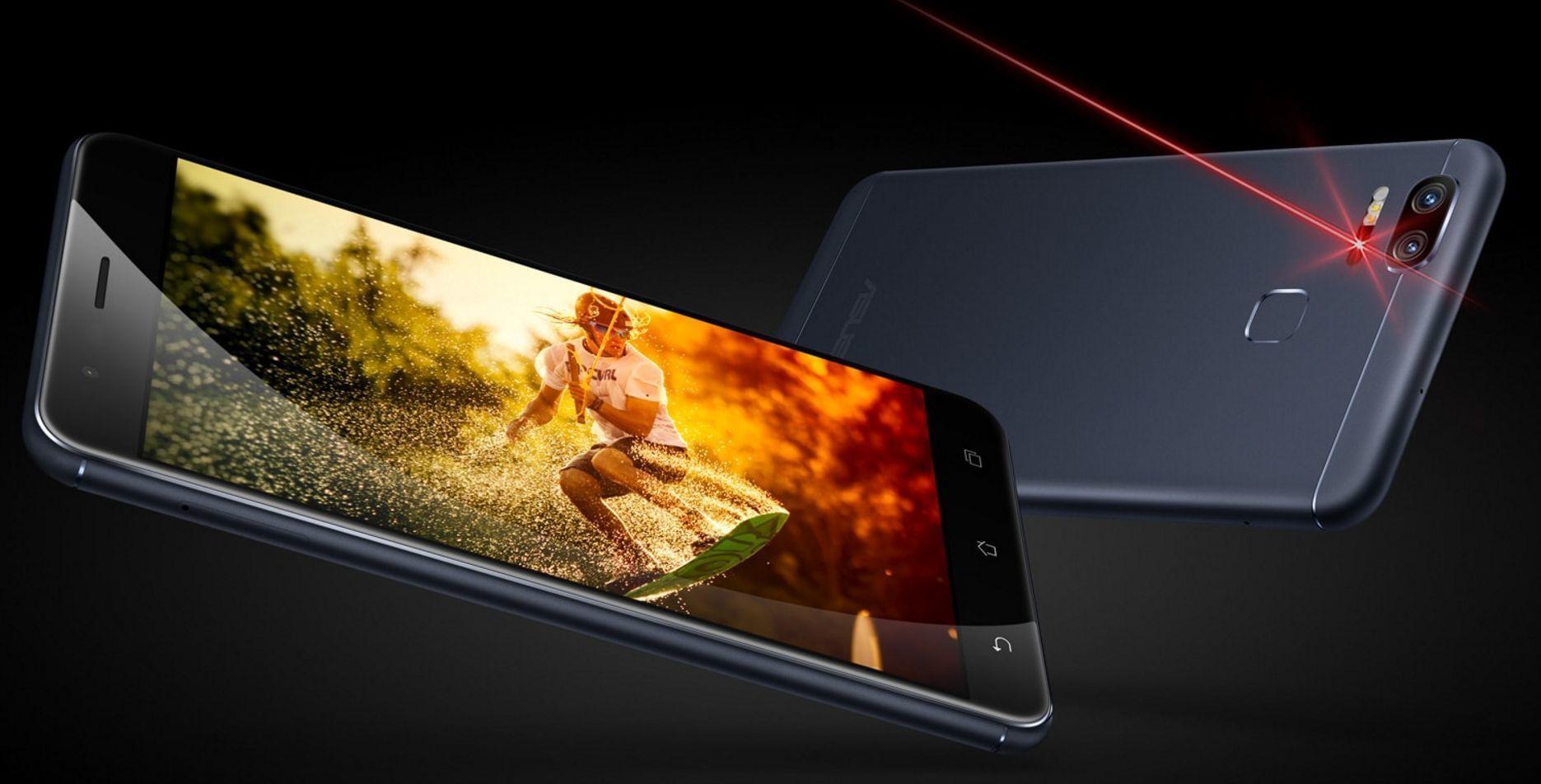 ZenFone 3 Zoom.