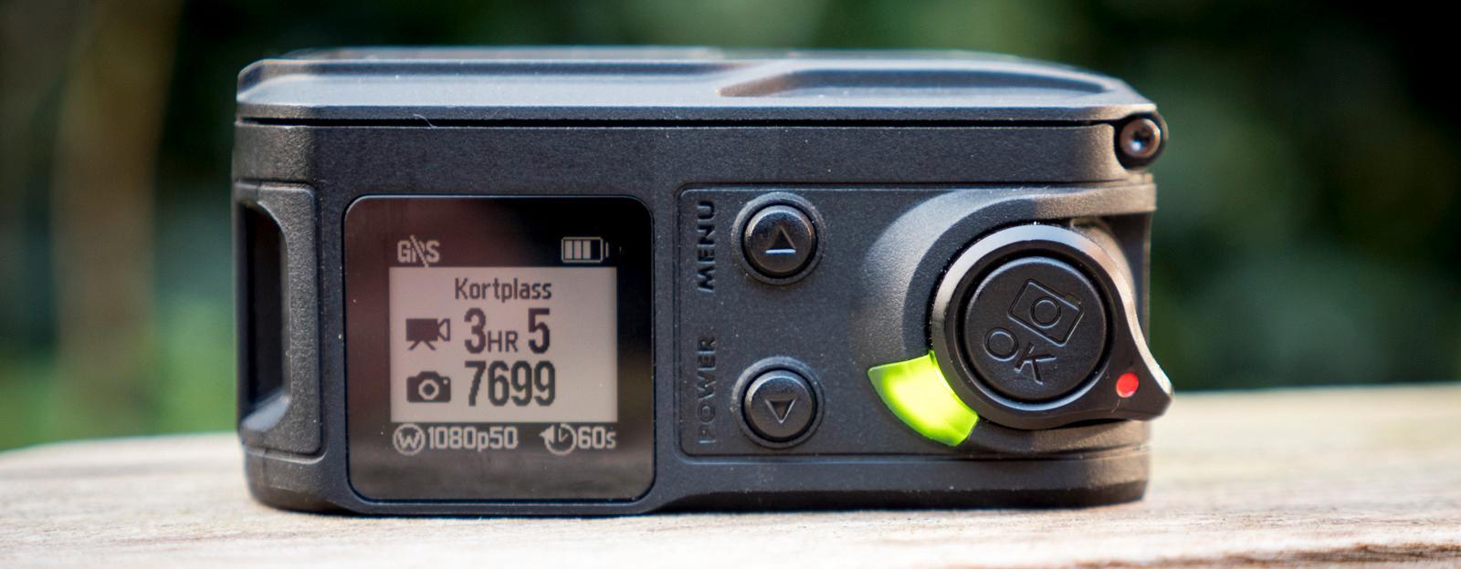 Kameraet er det mest brukervennlige vi har testet til nå.