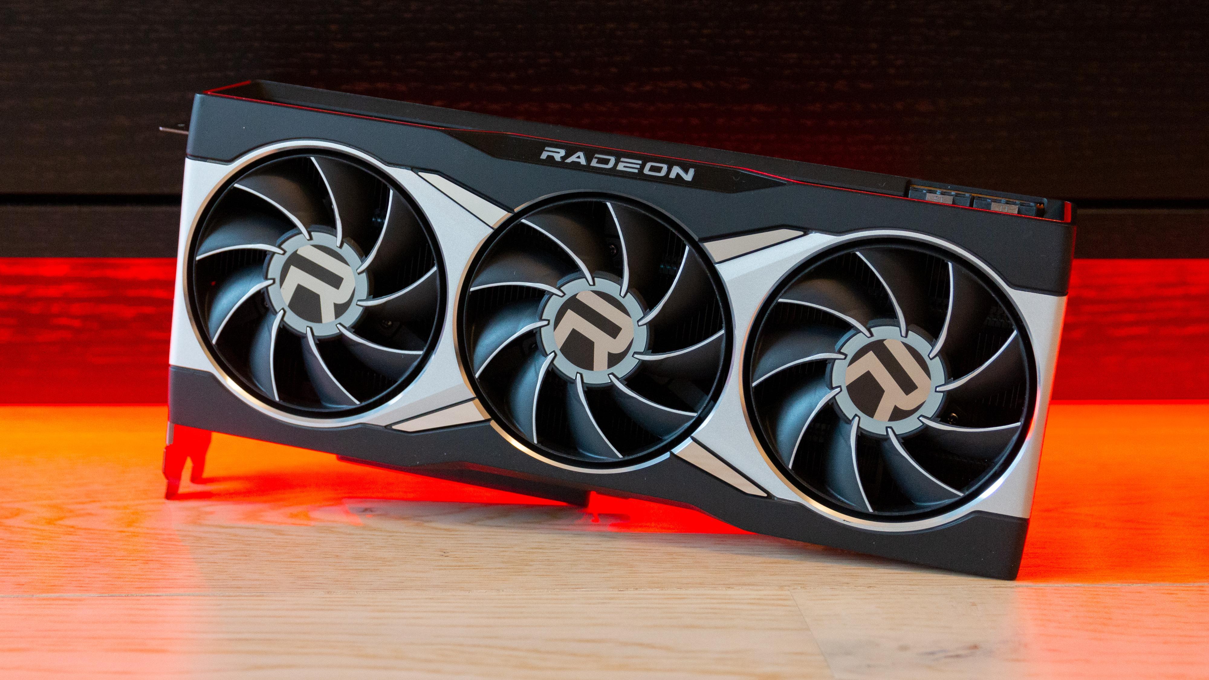 AMDs RX 6900 XT.