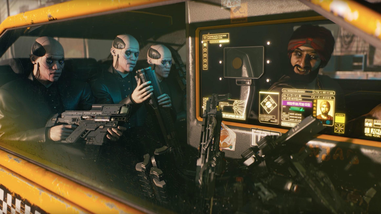 Etter seks års ventetid får vi se den første traileren til Cyberpunk 2077