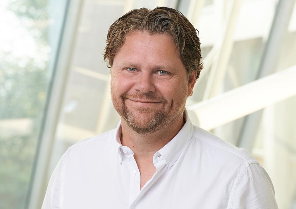 Pål Rune Kaalen i Telia