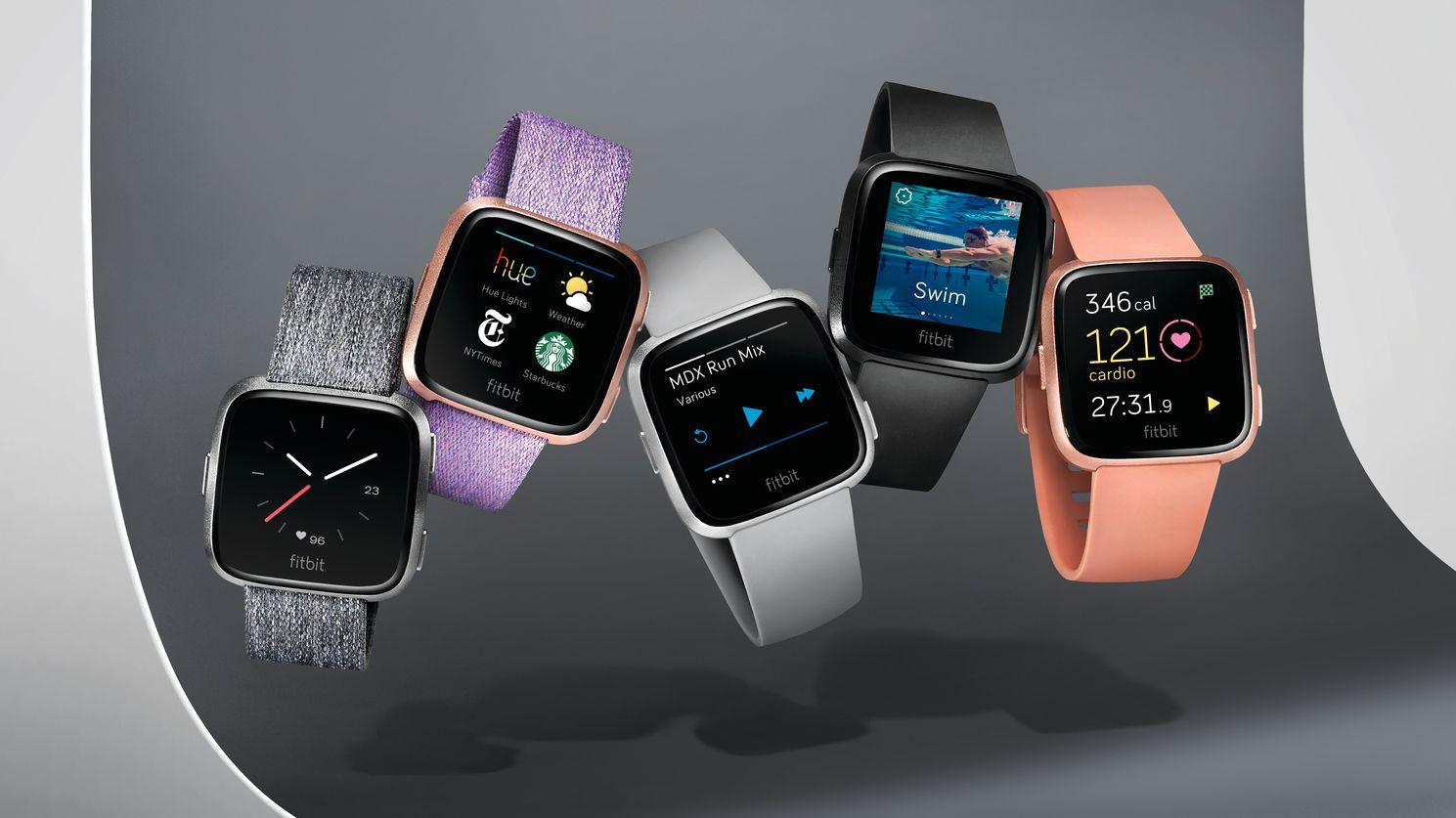 Fitbit slipper smartklokke for«alle»